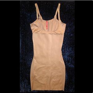 Peachy nude SPANX shapewear slip